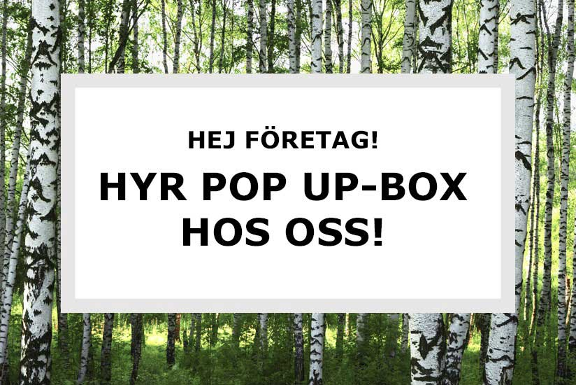 Hyr yta eller pop-up